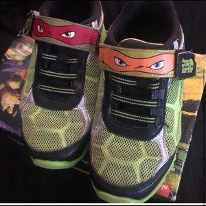 Boys Stride Rite TMNT Sneakers